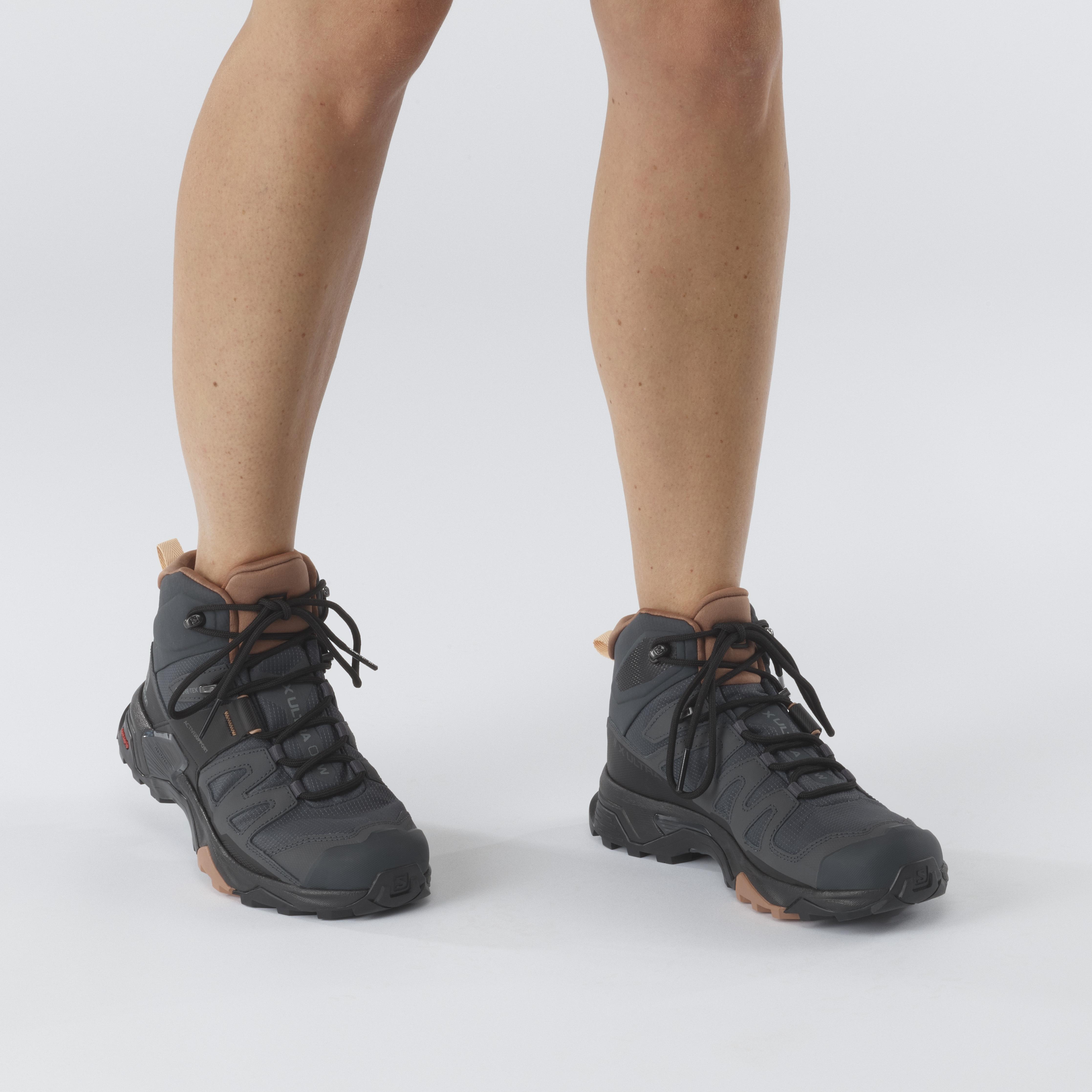 Salomon - X ULTRA 4 MID GTX, Hikingschuhe für Frauen