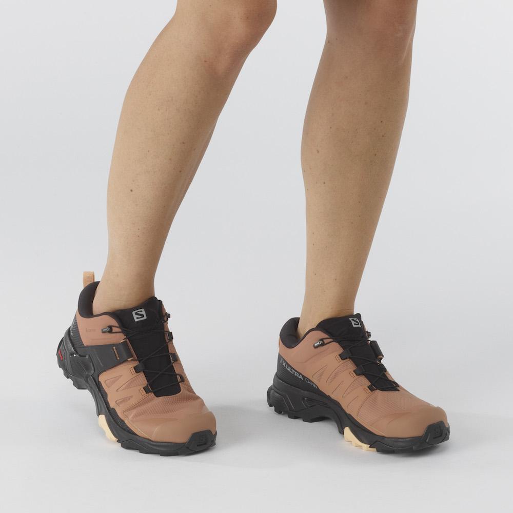 Salomon - X ULTRA 4 GTX W, Hiking-Halbschuhe für Frauen