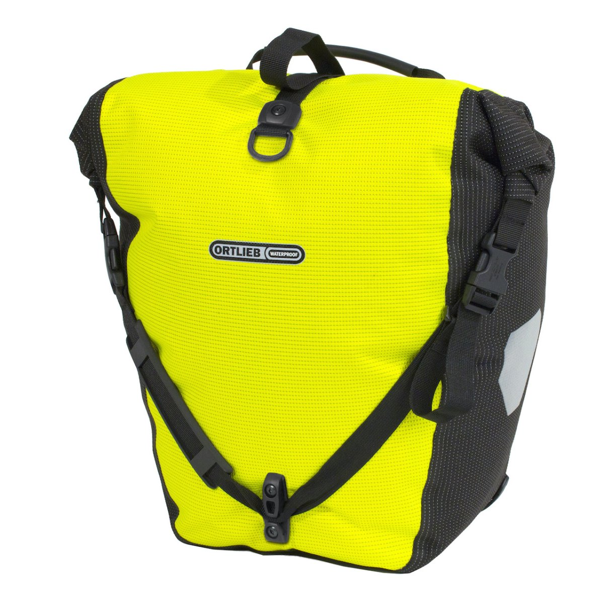 Ortlieb-Back-Roller High Visibility, Fahrradtasche