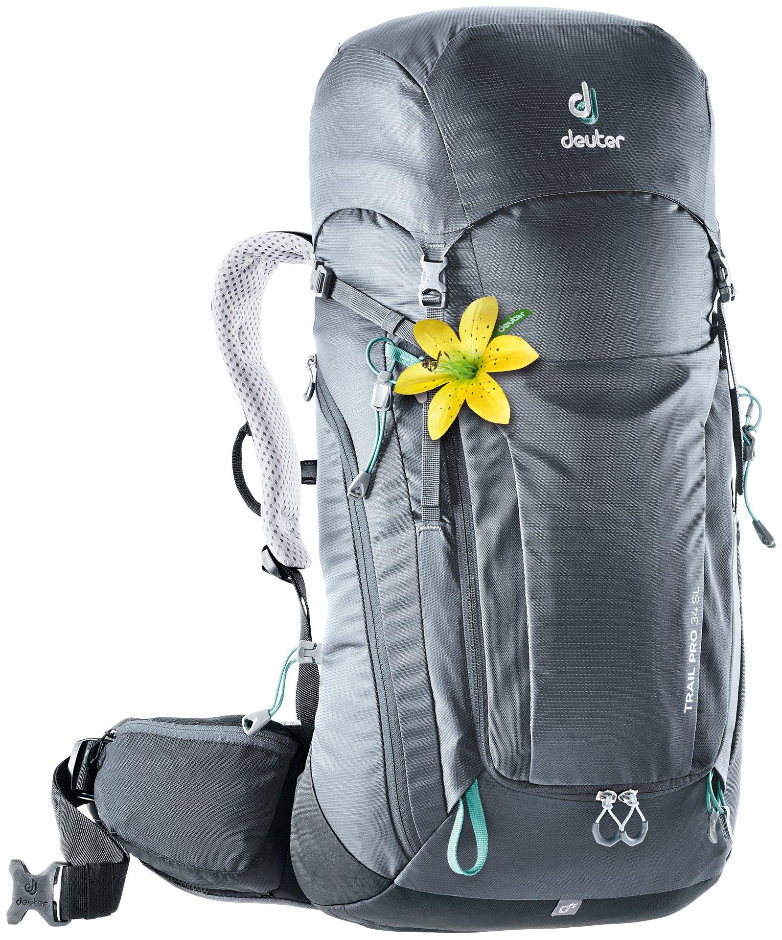 Deuter - Trail Pro 34 SL - Wanderrucksack für Frauen