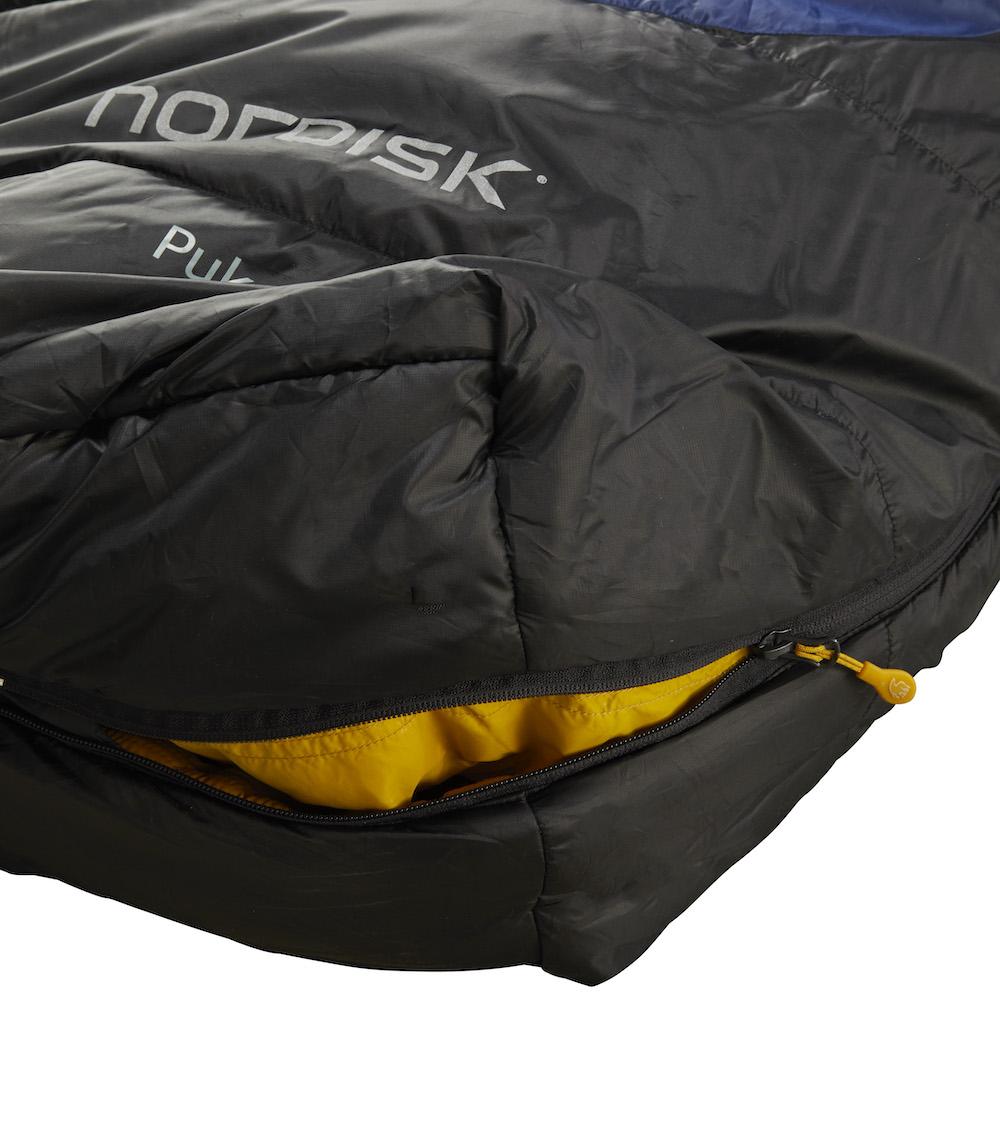 Nordisk - Puk -2° Curve, 3-Jahreszeiten-Schlafsack